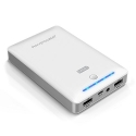 RAVPower® 3rd Gen Deluxe 13000mAh External Battery Portable Dual USB Charger 4.5A Output Power Bank. iSmart(tm) Broad Compatibility, Fast Charging, High Capacity, Ultra Compact. For iPhone 6 6 plus 5S 5C 5 4S, iPad Air mini (Apple 30pin and Lightning Cab