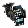 Dream Wireless Universal Car Mount Holder for Cellphone/MP3/GPS with Quick Lock and Release - Retail Packaging - Black
