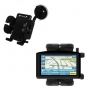 Maylong FD-420 GPS For Dummies Windshield Mount for the Car / Auto - Flexible Suction Cup Cradle Holder for the Vehicle